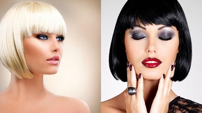 Une coupe de cheveux avec couleur ou balayage au choix - Prix couleur coupe brushing ...
