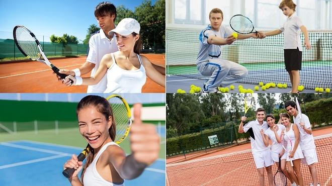 Un cours particulier ou un stage de tennis for Un cours de tennis